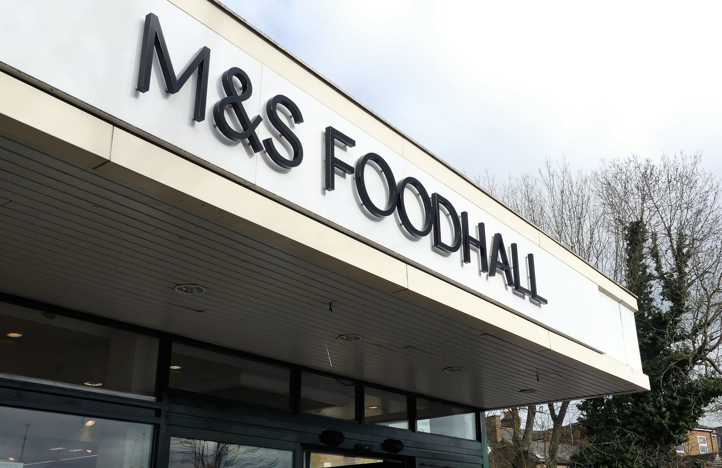 M&S has also launched initiatives such as the British meat food box.