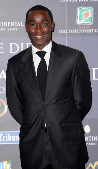 The Scot also played with Man United idol Andy Cole at Blackburn