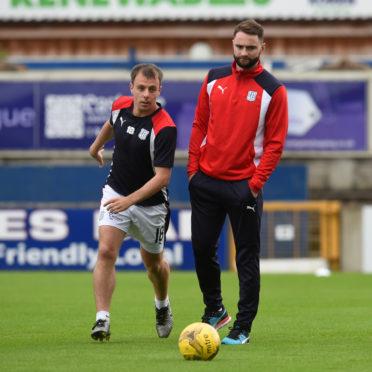Paul McGowan has been praised by James McPake