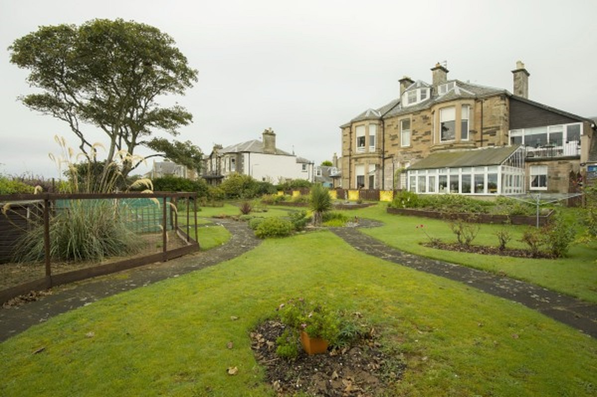 """Earlsferry House Care Home in Elie has advised staff, residents and relatives that it has """"experienced Covid-19""""."""