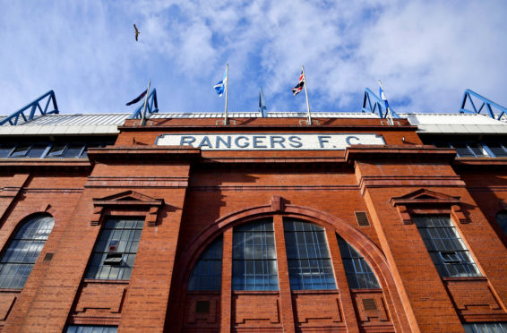 Rangers are at war with the SPFL