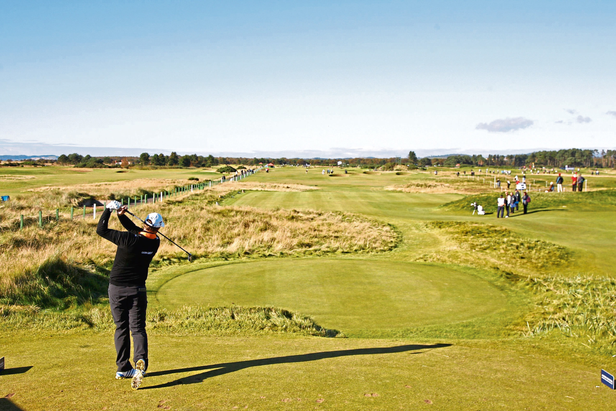 Golf tourism is worth an estimated £270 million to the Scottish economy.