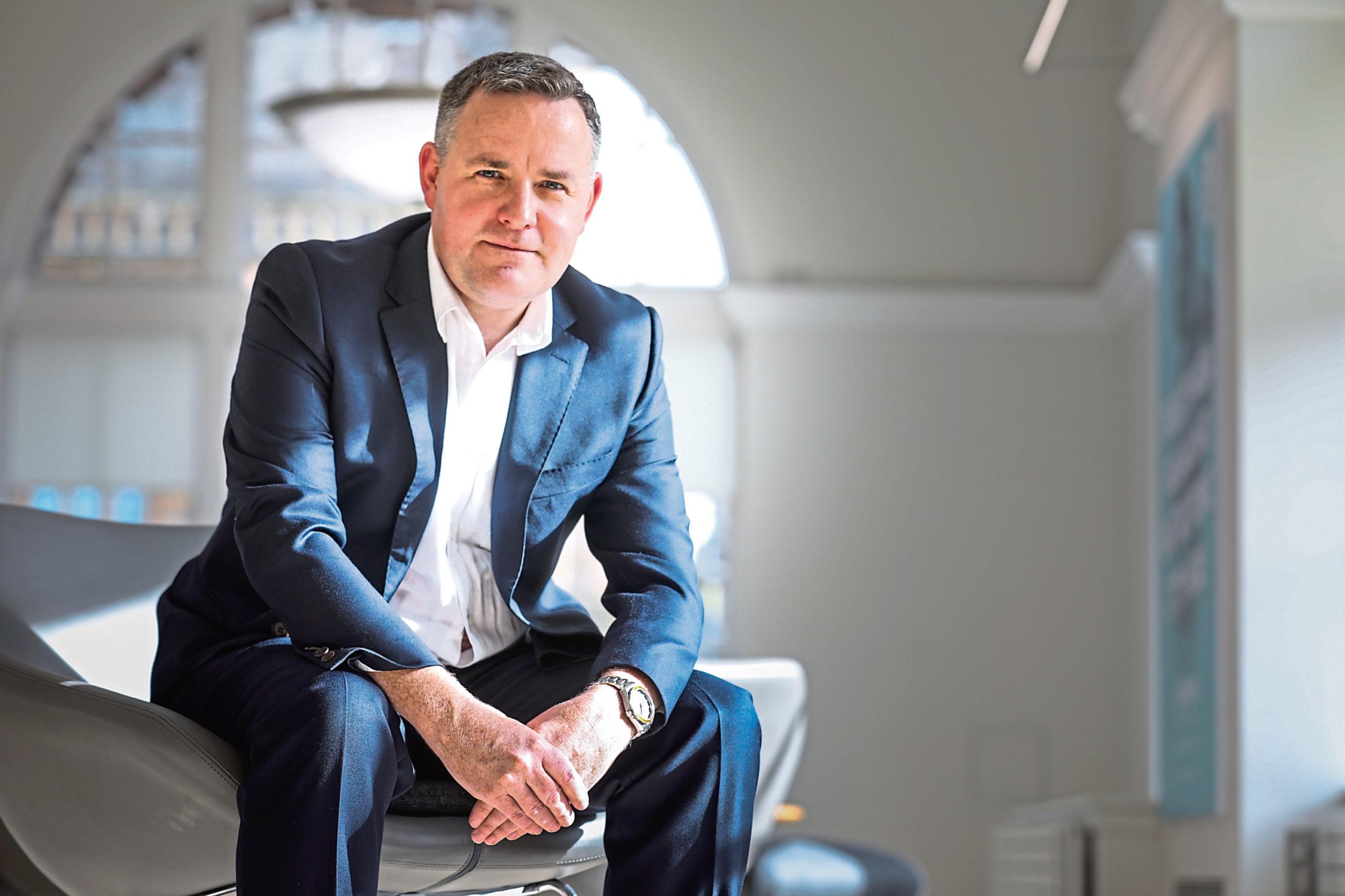Andrew McRae, FSB's Scotland policy chair.