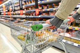 If the Agriculture Bill is unchanged, farmers' leaders fear shops could be selling imported food that was not produced to UK standards
