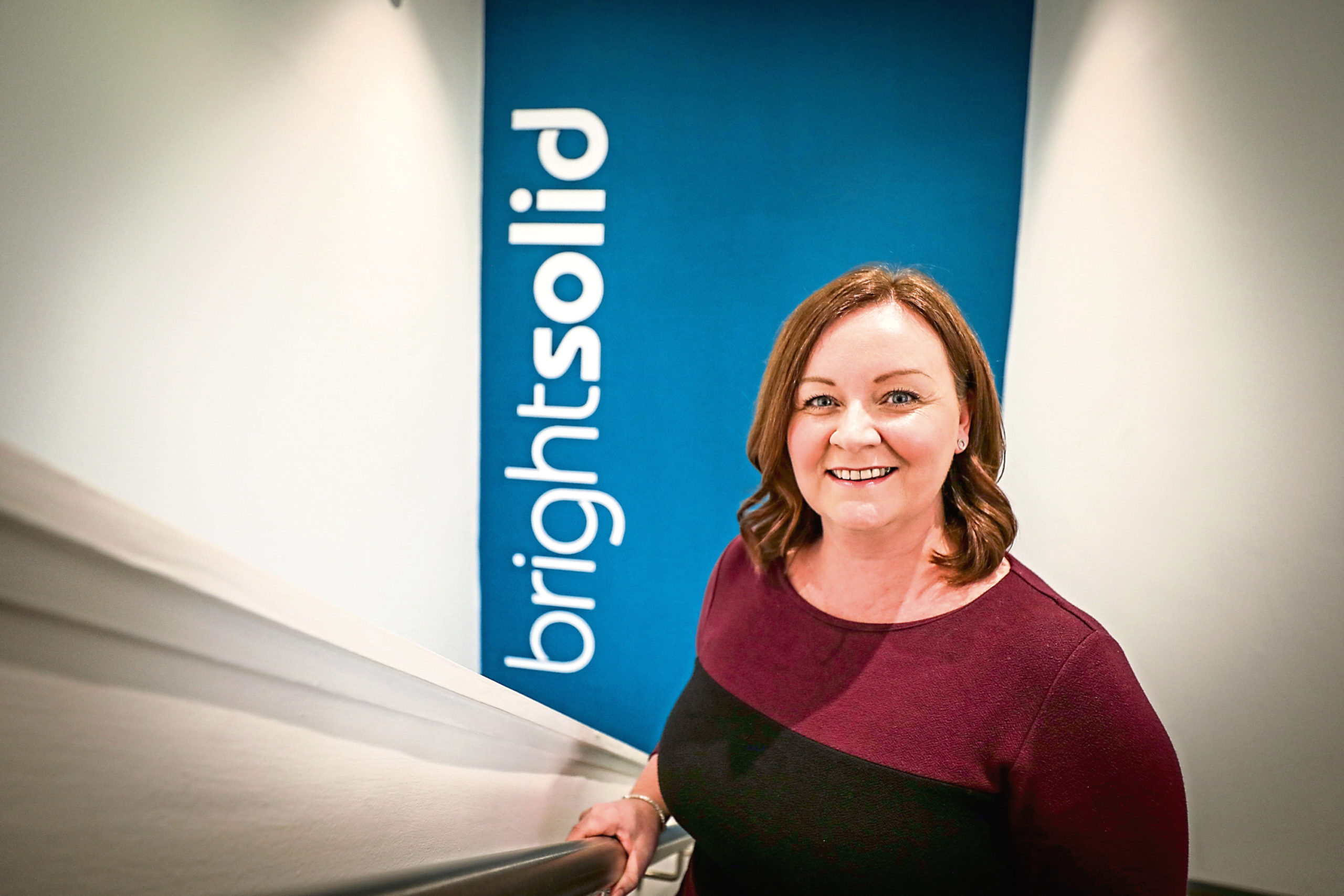 Elaine Maddison, chief executive of Brightsolid, is among the speakers.