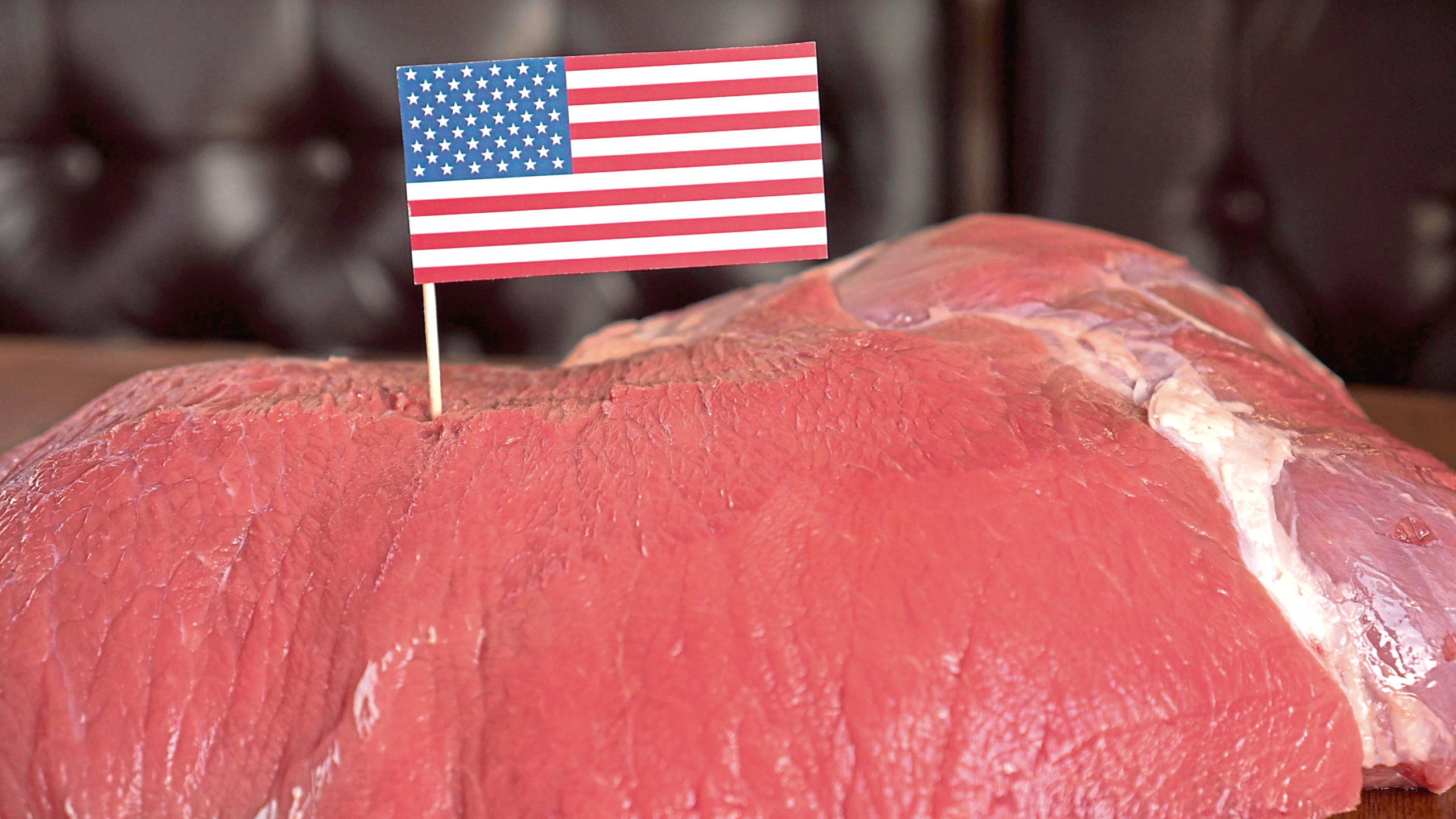 Westminster is being urged to take action to prevent hormone-treated beef being imported.