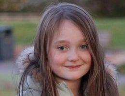 Ava Soutar, 8, passed away in February of meningitis.