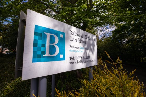 Balhousie North Inch Care Home