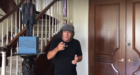 Brian Johnson sent a special message to the virtual Bonfest crowd.