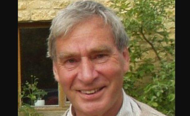 Colin Paterson.