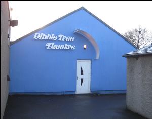 Carnoustie's Dibble Tree Theatre.