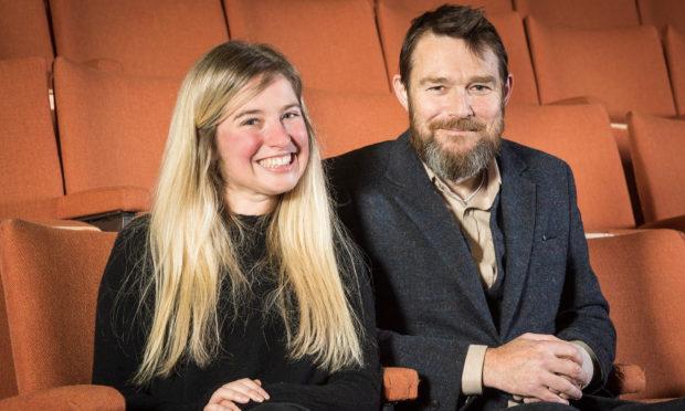 Elizabeth Newman and David Greig