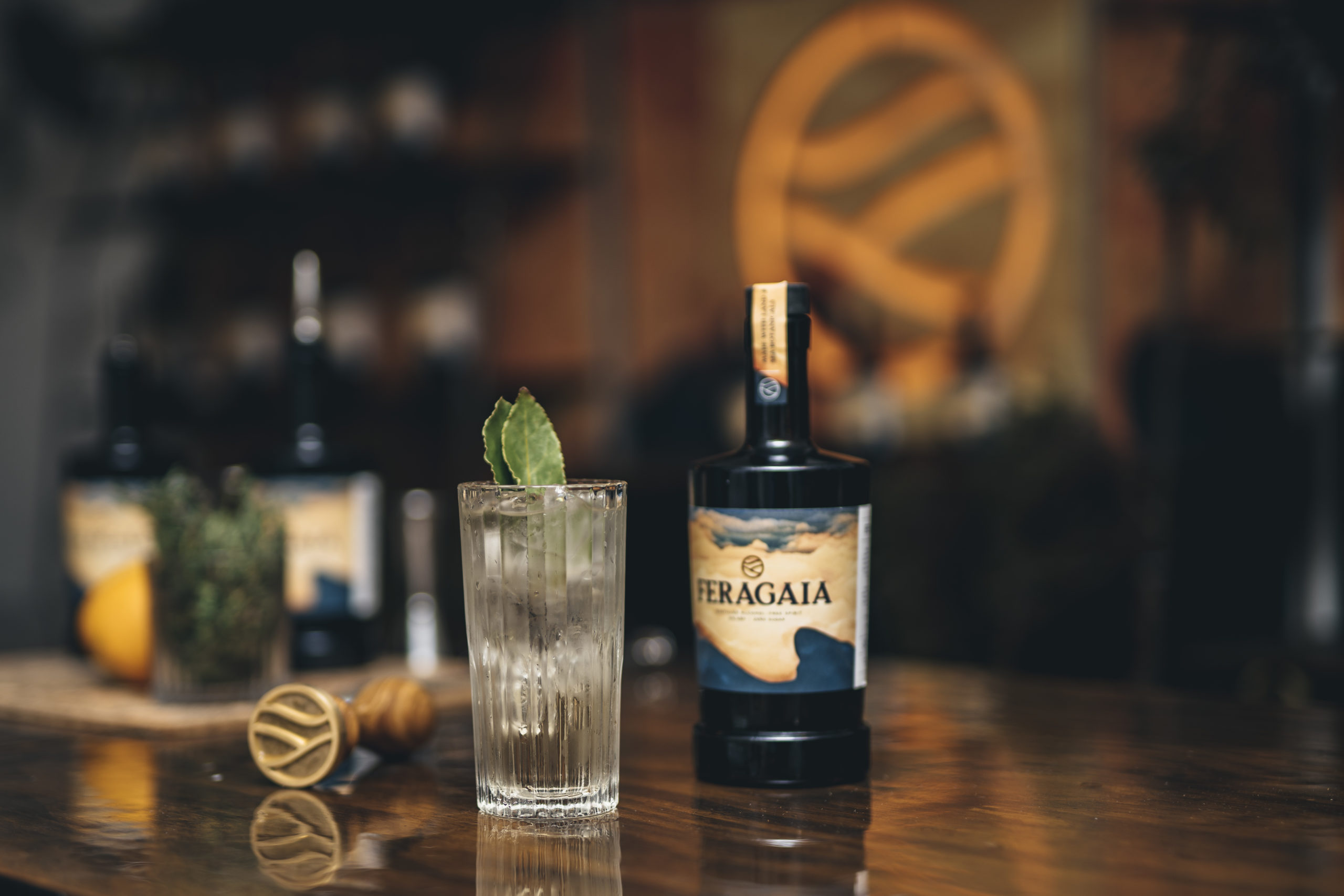 Feragaia is a new alcohol-free spirit distilled in Scotland.