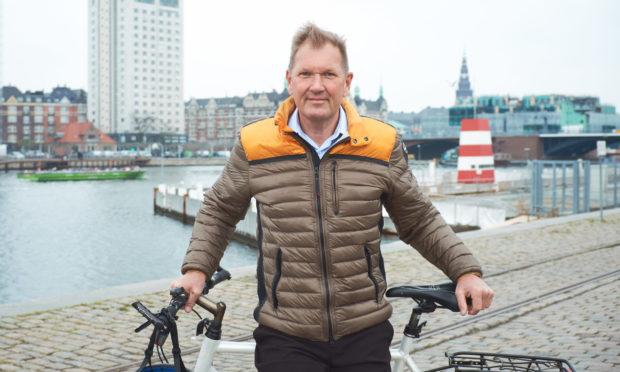 Former mayor of Copenhagen Bo Asmus Kjeldgaard