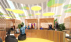 Aim Design plans for Dundee Science Centre