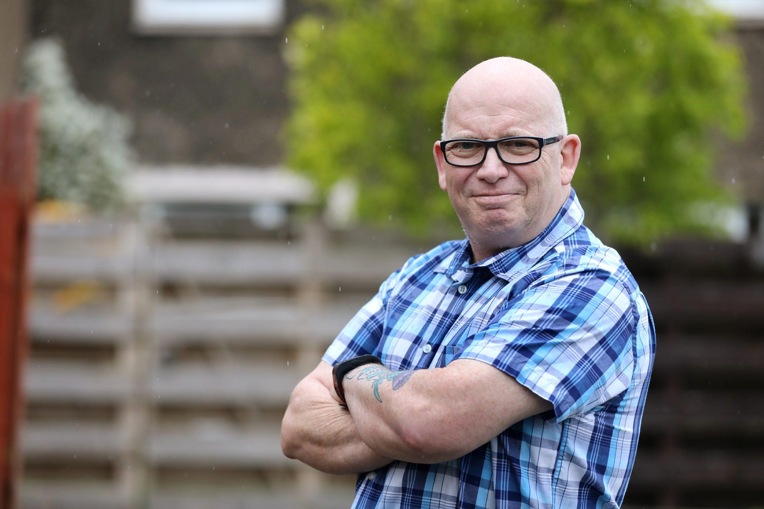 Alan Smith's life was saved by Steven Kemlo and David McNaught