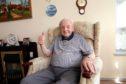 Centenarian Arthur Harris.