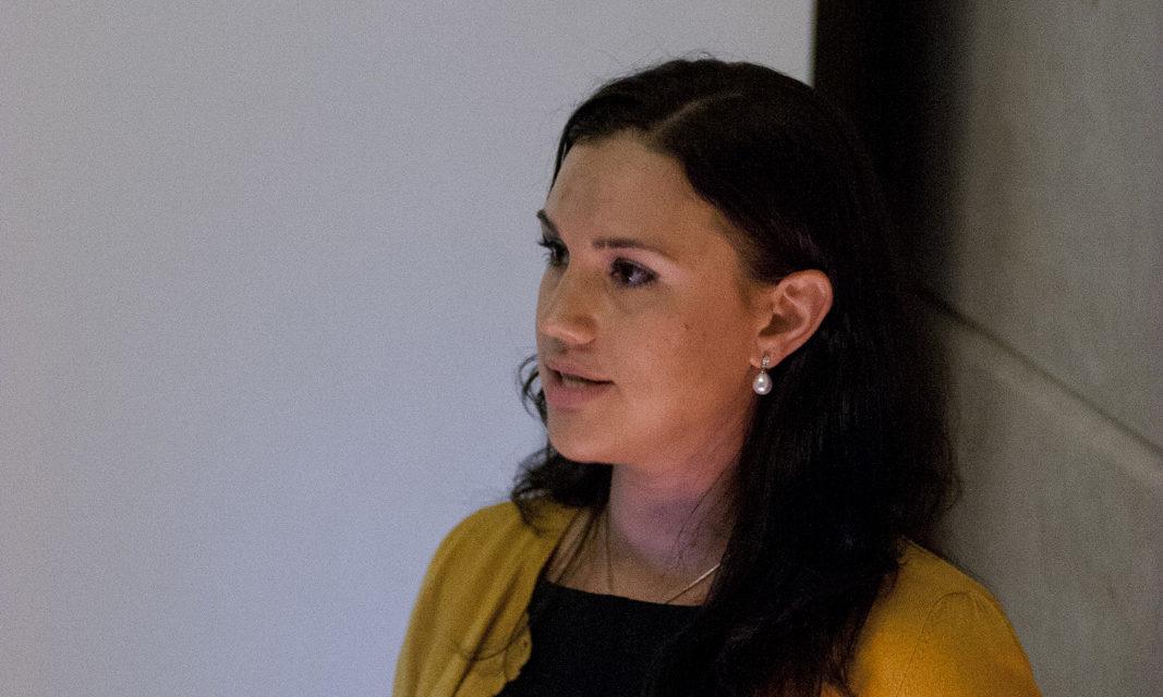Helen Wray, head of programmes at Foundation Scotland.