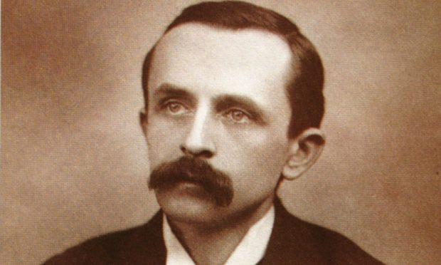 JM Barrie.