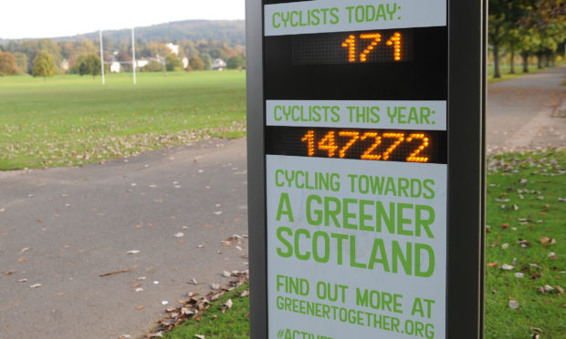 Perth and Kinross Council have bid for a slice of the funding.