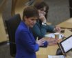 Nicola Sturgeon outlines the steps out of the lockdown.