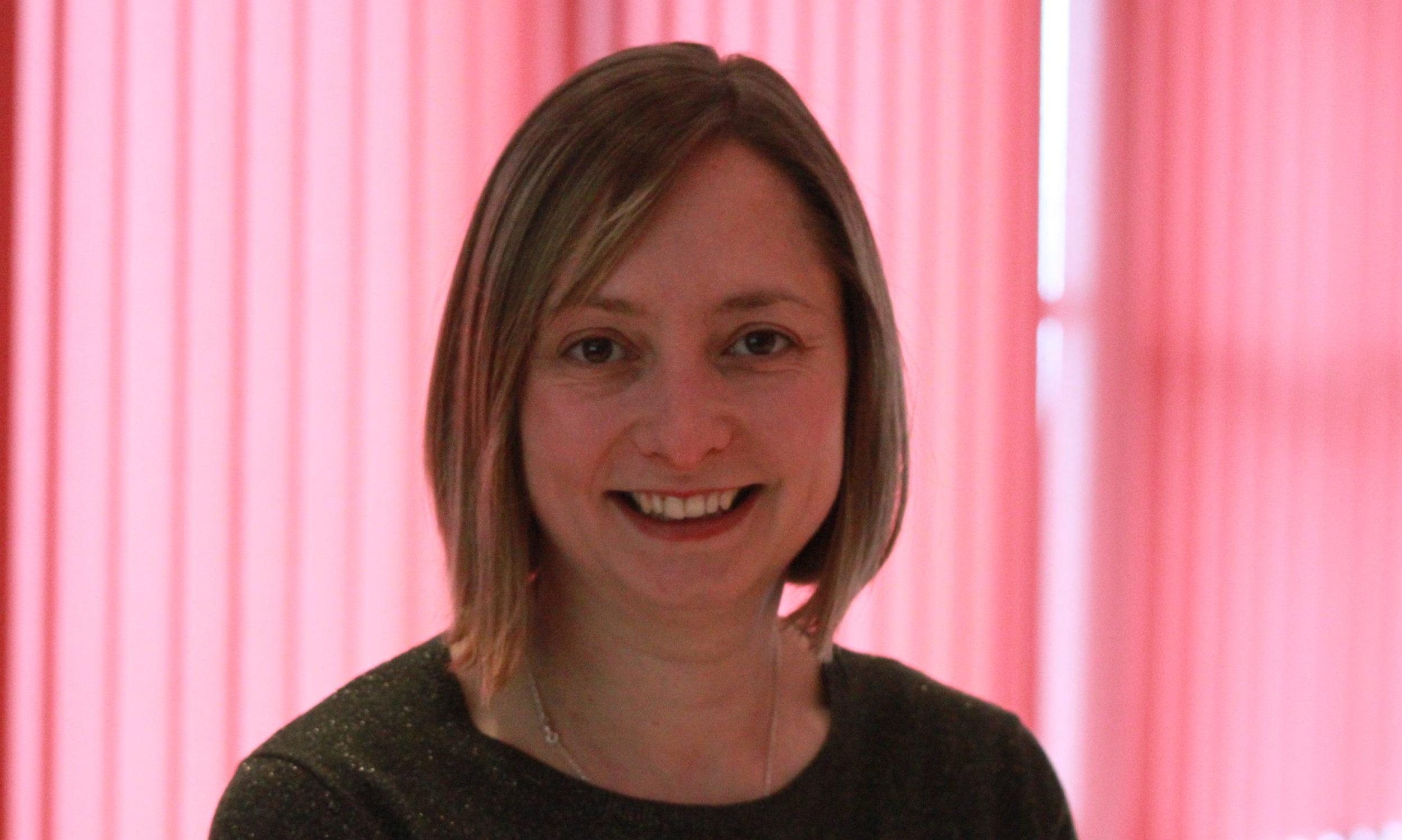 Nikki Macphee, speech therapist.