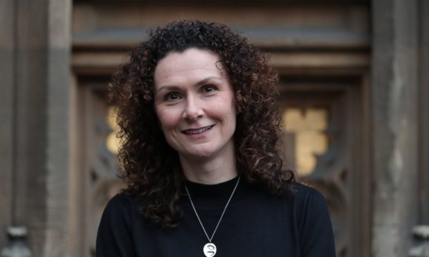 Liberal Democrat MP Wendy Chamberlain.