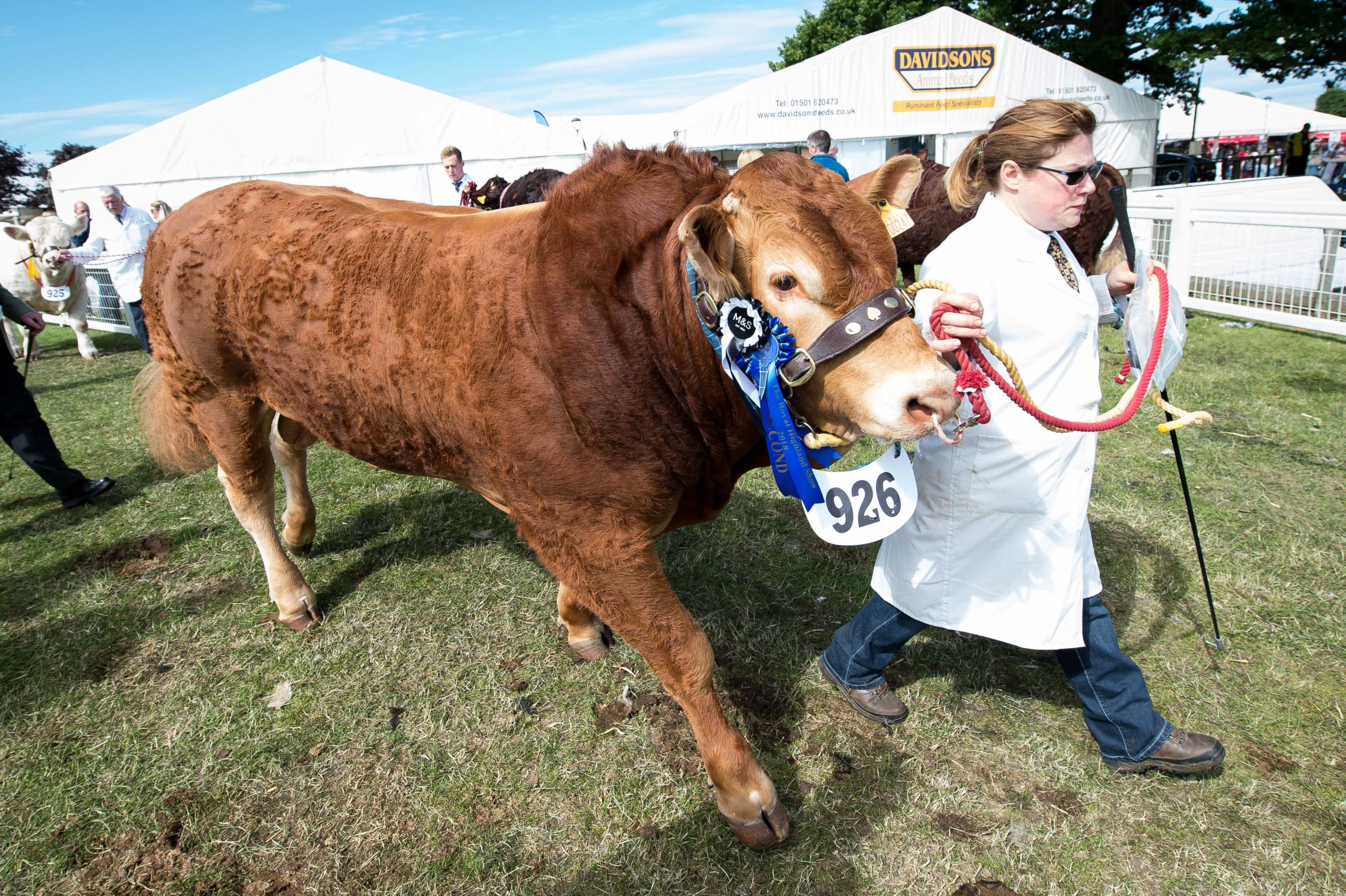 The Royal Highland Show in 2018.