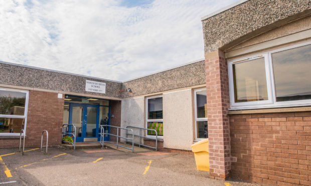The primary school in North Muirton could have a new name when it is rebuilt.