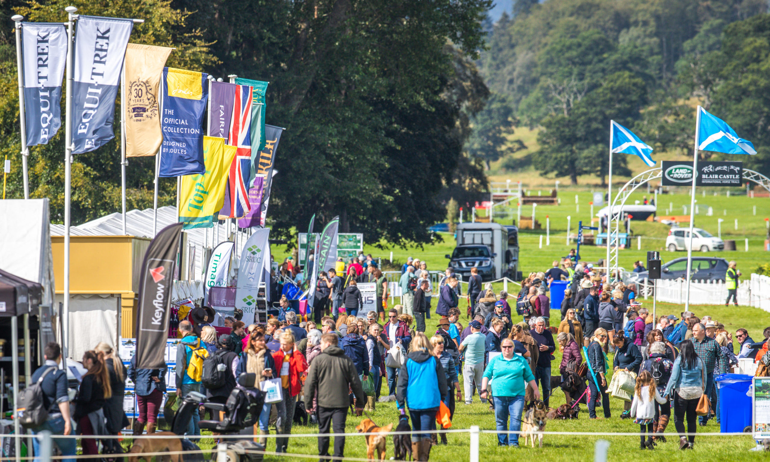 Blair Castle Horse Trials will not go ahead this year.