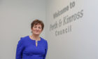 Perth and Kinross Council chief executive Karen Reid.