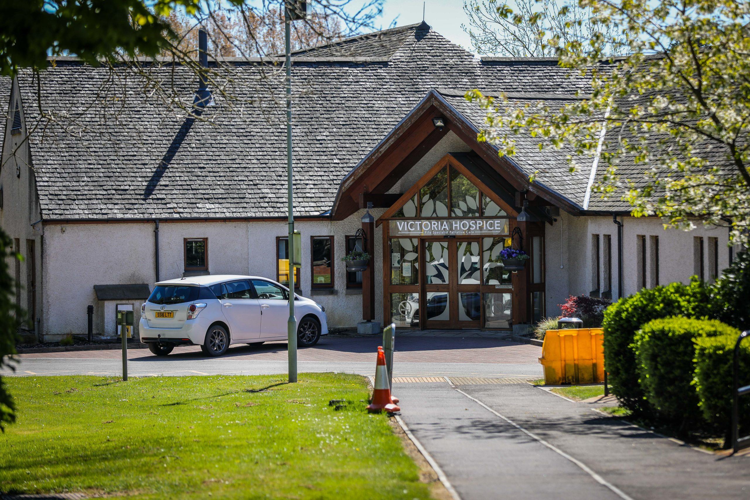 Victoria Hospice, Kirkcaldy.