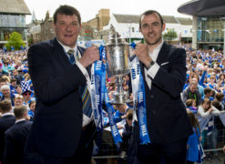 St Johnstone hero Dave Mackay hails Tommy Wright's legacy and lifts lid on coaches who have influenced him