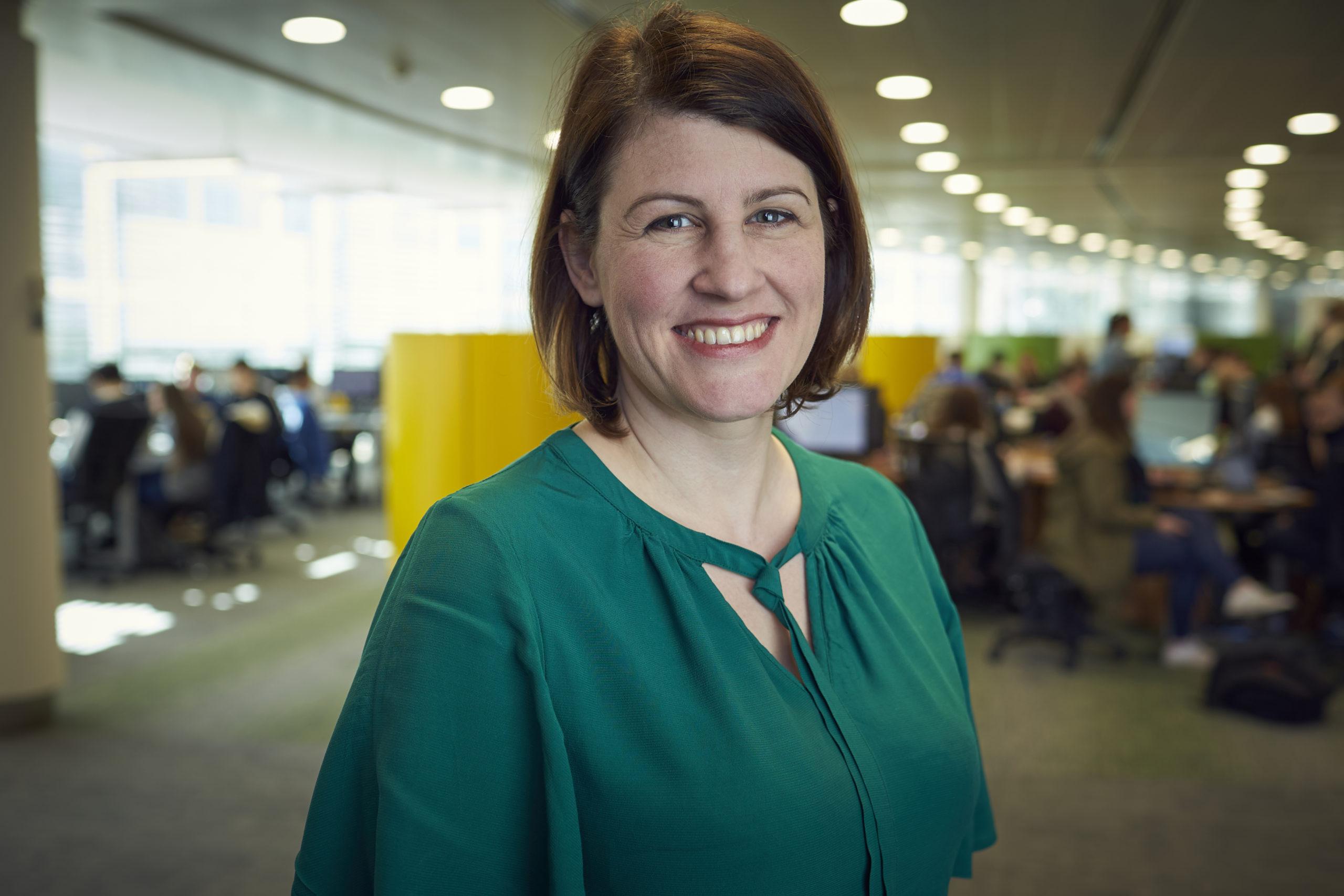 Dr Sheila Cunningham.