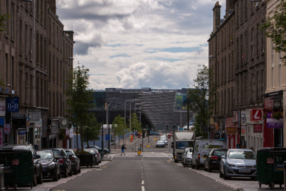 Union Street, Dundee.