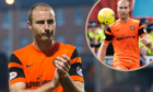 Dillon spent a decade with Dundee United