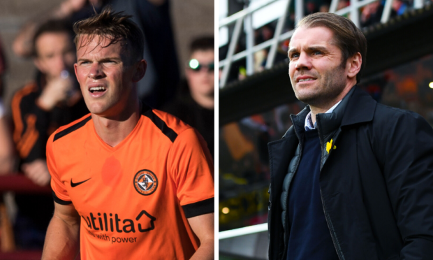 Sam Wardrop wasn't part of Robbie Neilson's plans