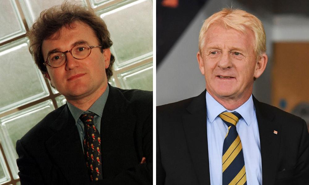 Roger Mitchell said Gordon Strachan was right to speak out
