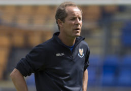 The show must go on at St Johnstone, says caretaker manager Alec Cleland