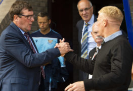 There was every chance St Johnstone would have got to fifth, says Tommy Wright