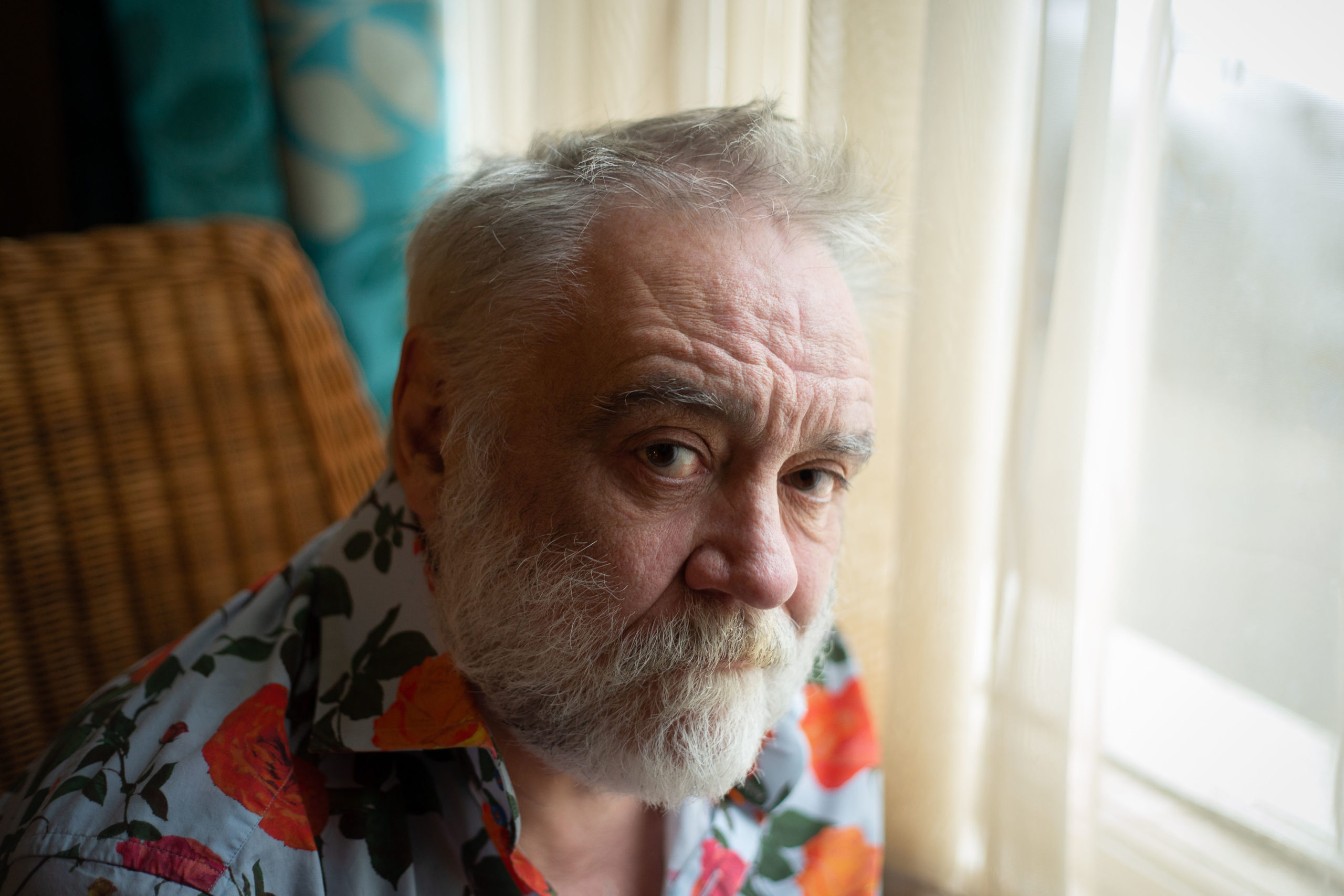 Horizon: What's the Matter with Tony Slattery? (Copyright BBC)