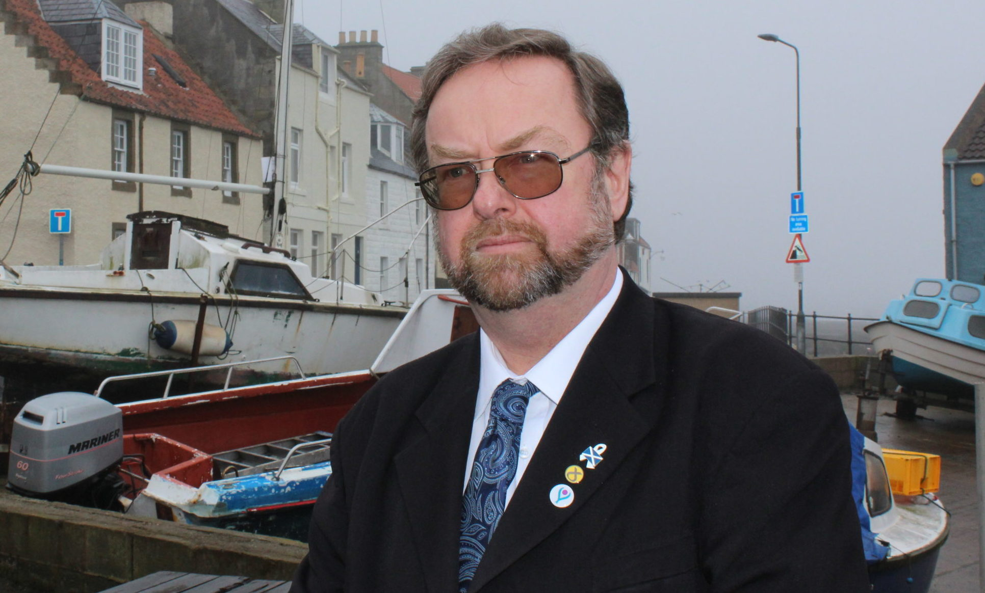 Councillor John Docherty has re-registered as a nurse to help the Covid-19 battle.
