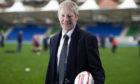 John Jeffrey is the new interim chairman of Scottish Rugby.