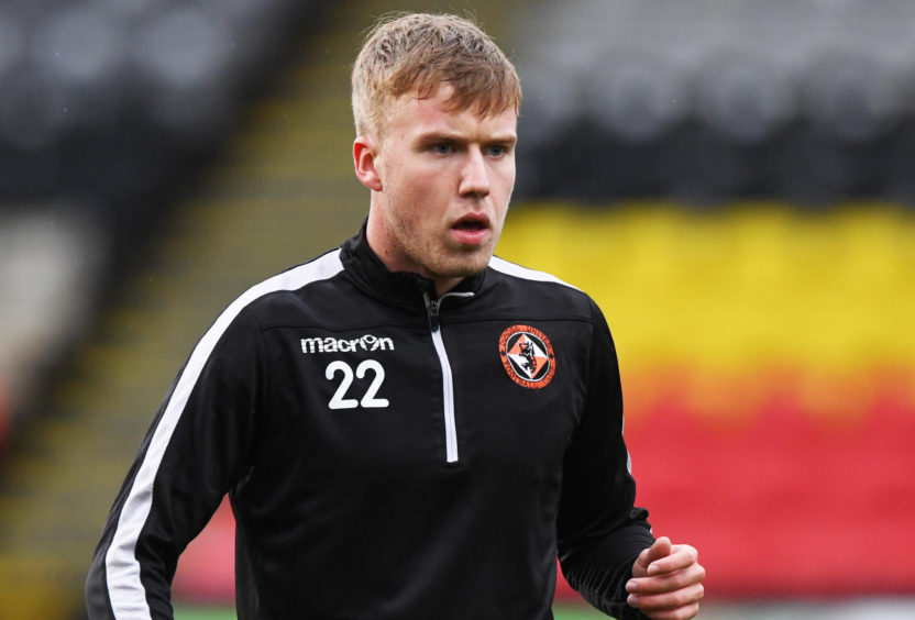 Dundee United defender Kieran Freeman is set to join Peterhead on loan as Jim McInally hails signing - The Courier