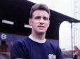 Bobby Seith of Dundee FC in 1962.