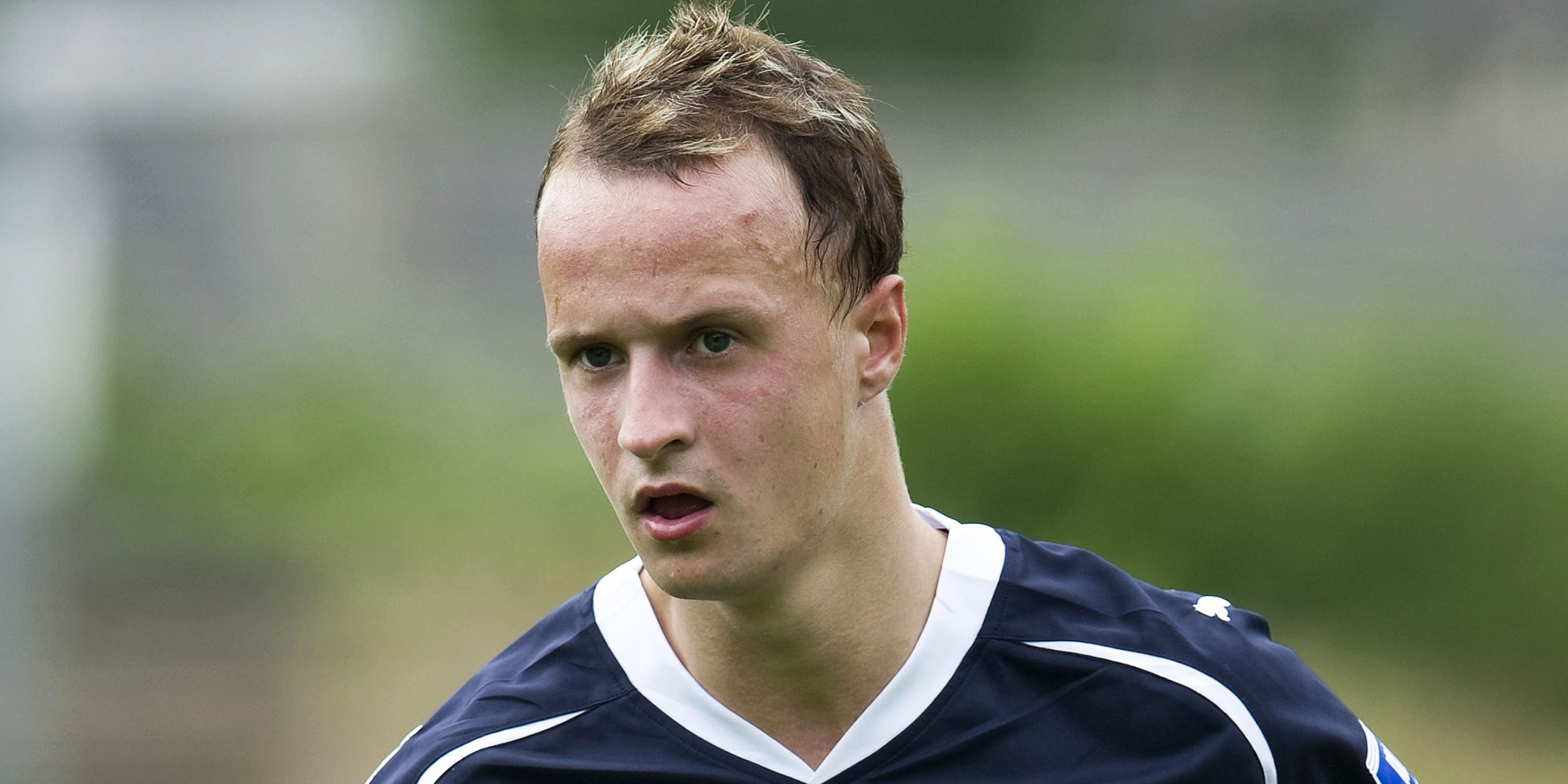 Leigh Griffiths was a goal-scoring success at Dundee