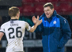Liam Craig hopes his St Johnstone career isn't over