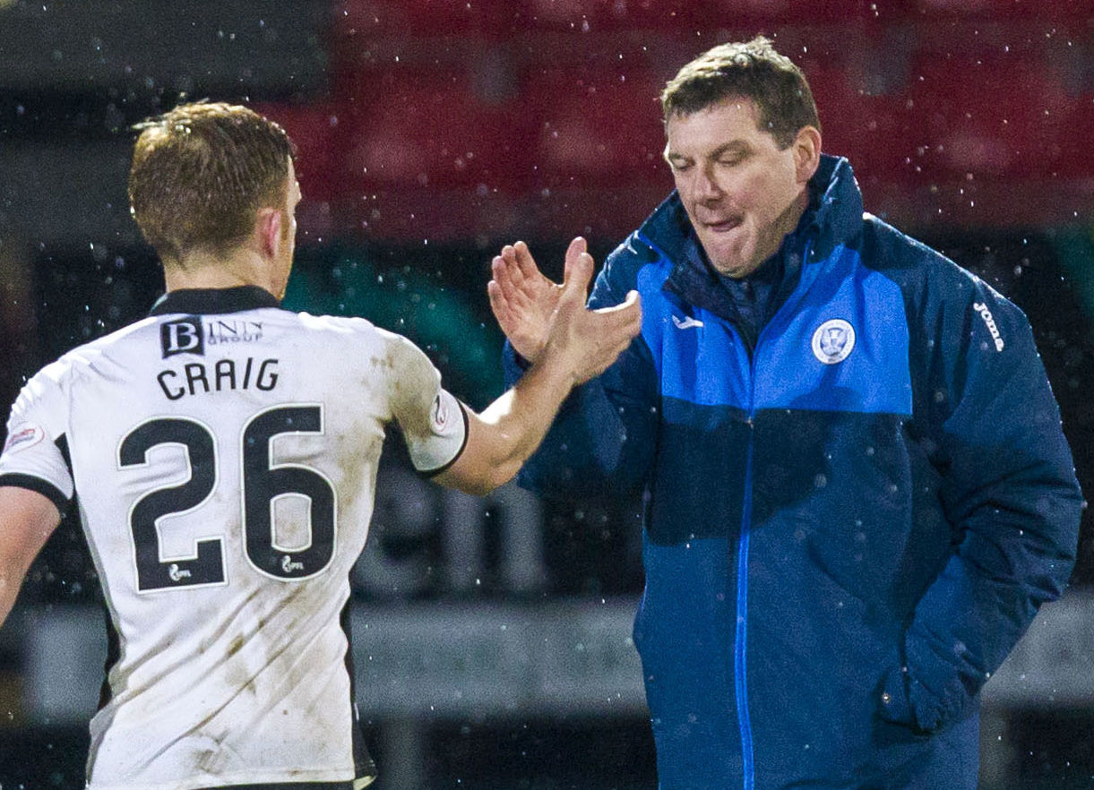 Liam Craig and Tommy Wright.