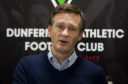 Dunfermline chief Ross McArthur says club's advice differs from PFA Scotland's