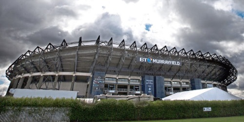 Shutdown has thrown up challenges for Murrayfield chiefs.
